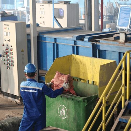 Featured công ty thu gom xử lý các loại rác thải, chất thải công nghiệp, rác thải nguy hại, rác thải y tế