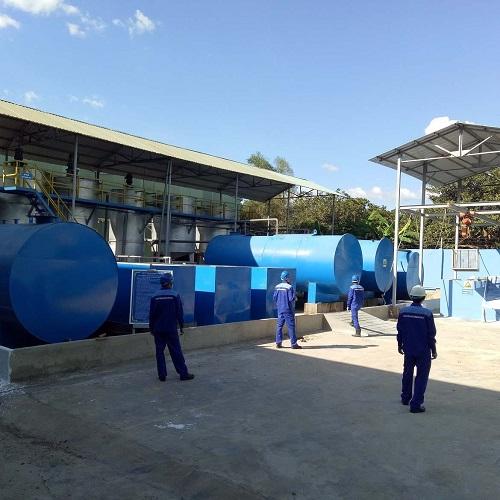 Featured công ty thu gom, xử lý nước thải công nghiệp, nước thải nguy hại,...